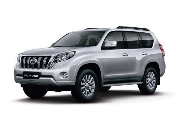 Toyota Land Cruiser Prado car rental