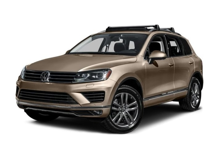 Volkswagen Touareg car rental