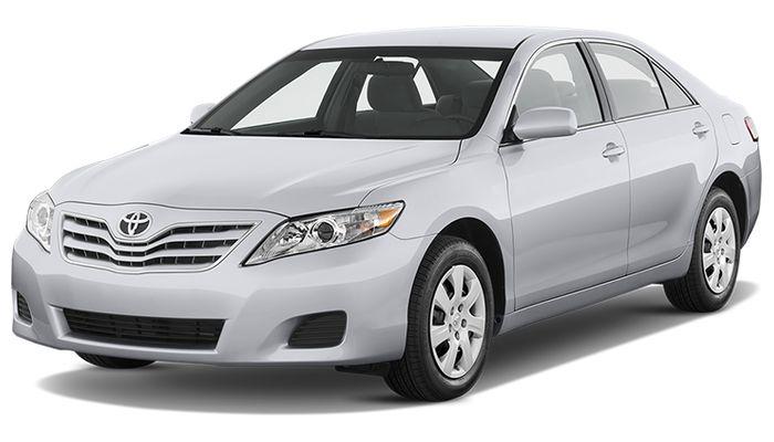 Toyota Camry 40 car rental