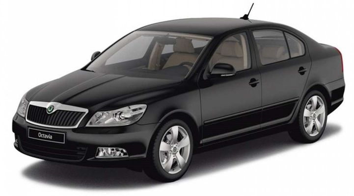 Skoda Octavia A5 car rental