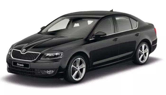 Skoda Octavia A7 car rental