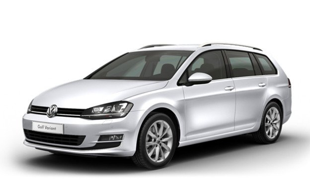 Volkswagen Golf 6 Variant car rental