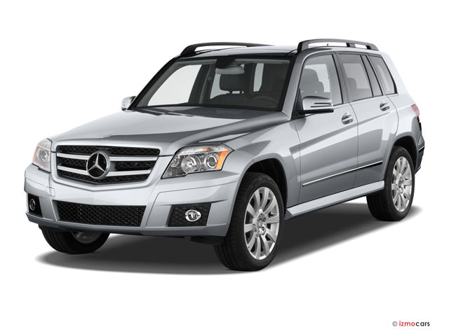 Mercedes GLK car rental