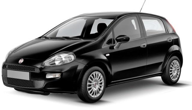 Fiat Punto car rental