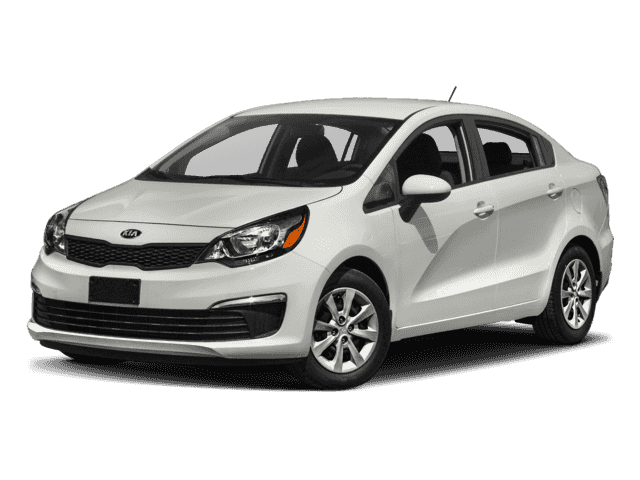 Kia Rio car rental