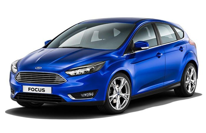 Ford Focus car rental in Kyiv