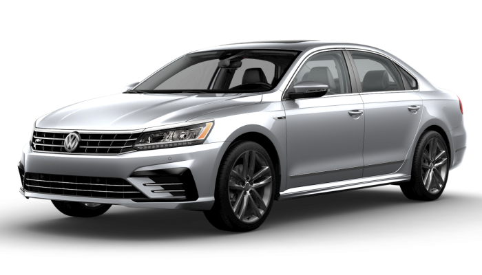 Volkswagen Passat car rental
