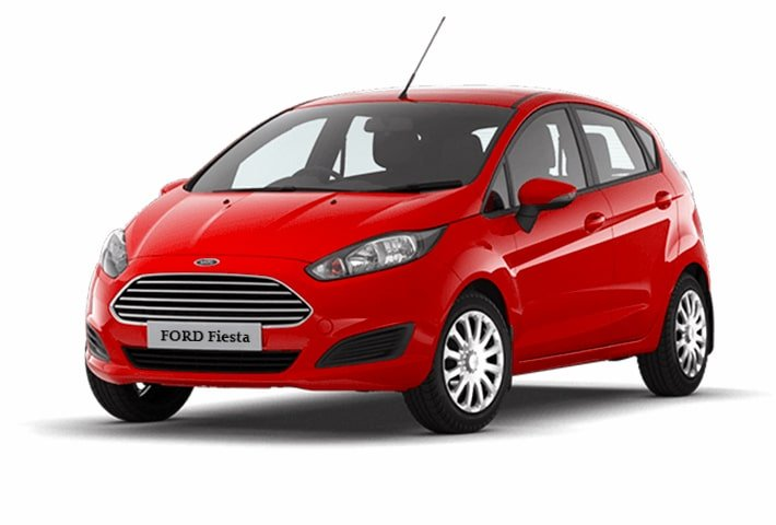 Ford Fiesta car rental