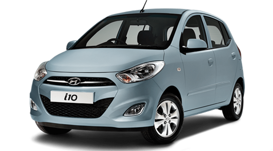 Hyundai i10 car rental