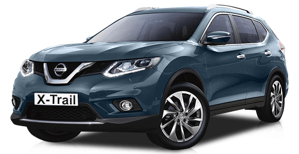 Nissan X-Trail car rental