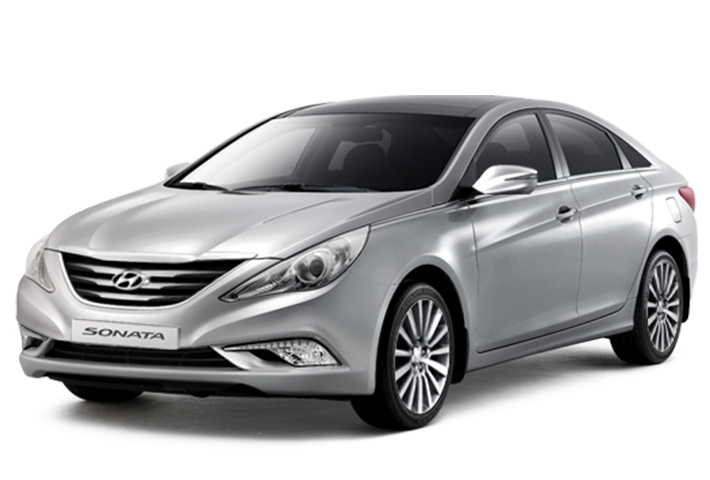 Hyundai Sonata car rental in Kyiv