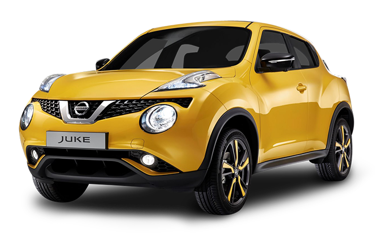 Nissan Juke car rental
