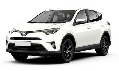 Toyota RAV4 car rental