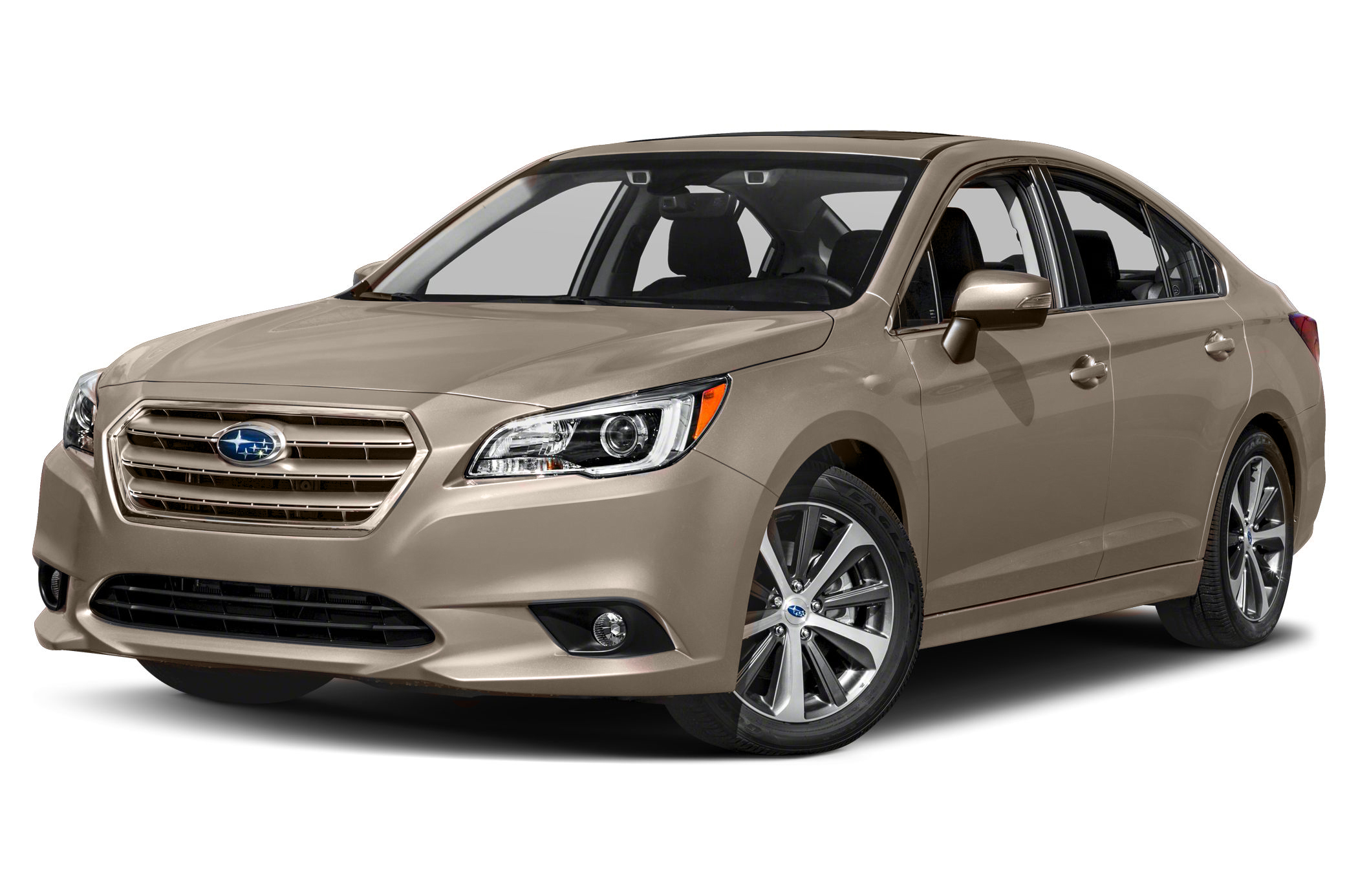 Subaru Legacy 2017 car rental