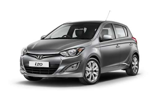 Hyundai i20 car rental